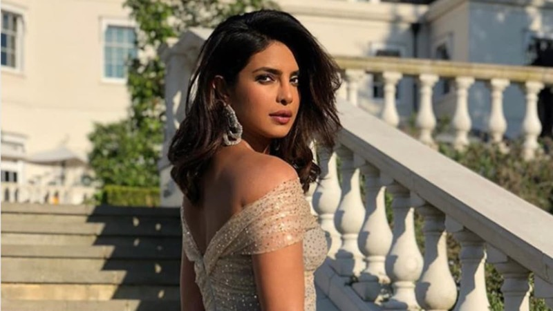 Priyanka Chopra's Royal Wedding Suit is CHIC