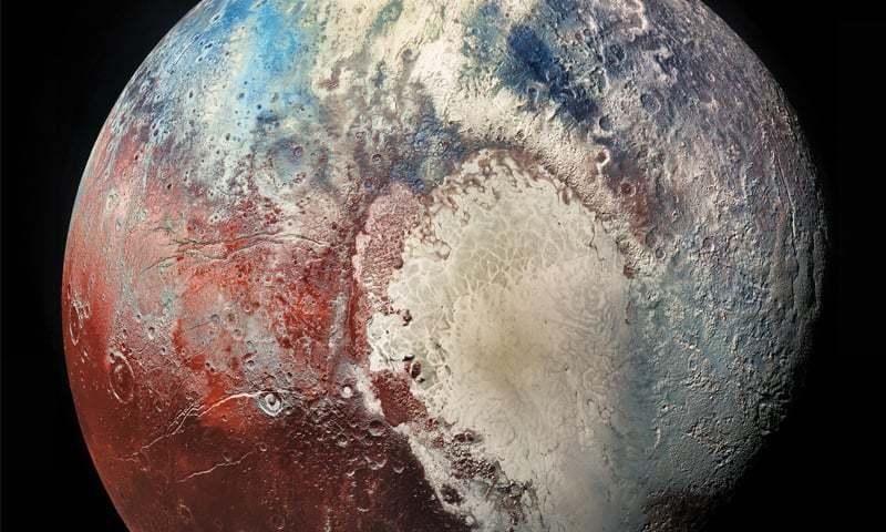 یہ کتاب پلوٹو جیسے دیگر چھوٹے سیاروں کی تلاش میں انتہائی مدد گار ثابت ہوگی—۔