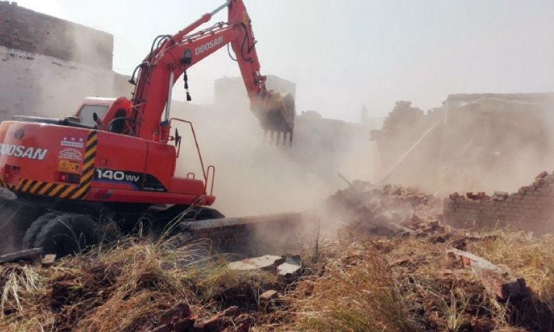 NAB retrieves 10,000 acres of usurped state land near Karachi from
