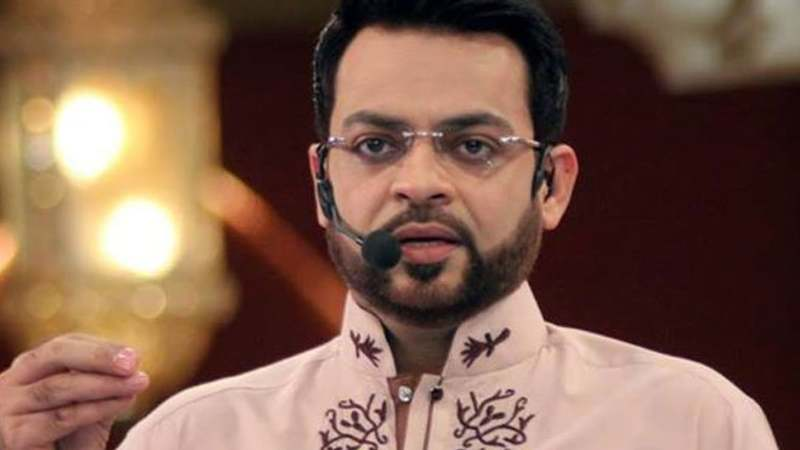 """Pemra says Dr Liaquat has caused """"unwarranted drama on the basis of religion and hurt sentiments of different sects"""""""