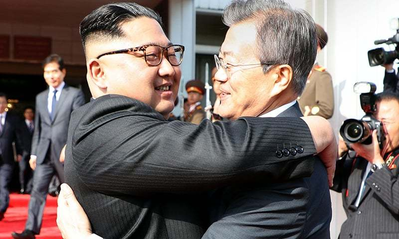 South Korea's Moon: North Korea still committed to full denuclearization