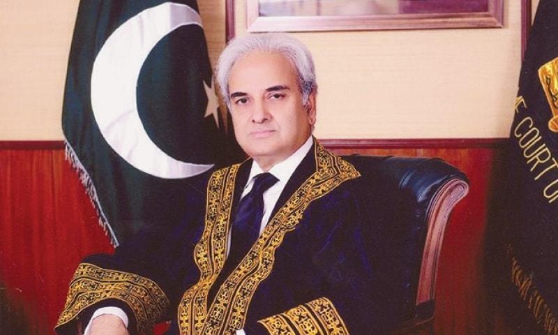 Former CJP Nasirul Mulk to be caretaker PM: Shah
