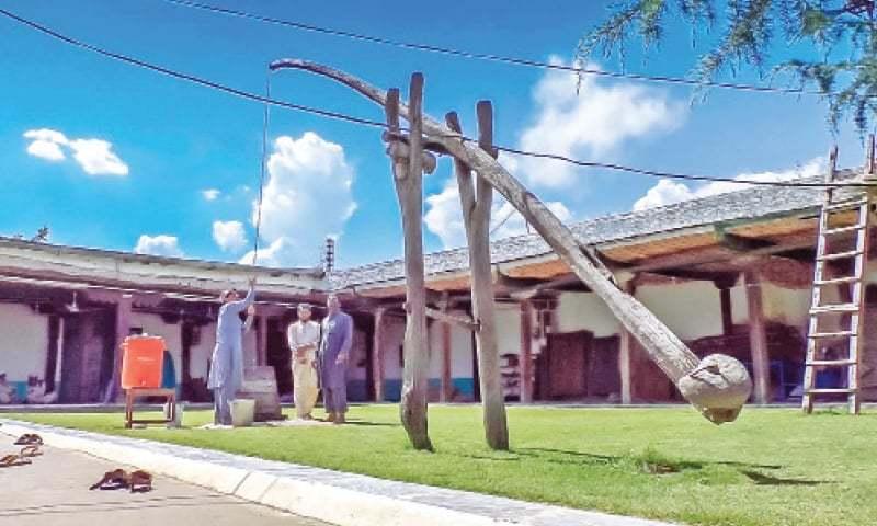 Jurra Mosque A Symbol Of Swats Cultural Heritage Pakistan Dawn