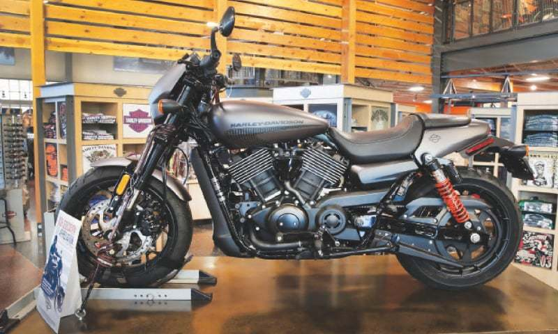 harley davidson motorcycles are offered for sale at the ukes harley davidson dealership on