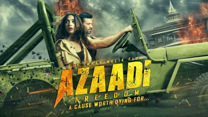 Sonya Hussyn's second film Azaadi hits screens this Eid