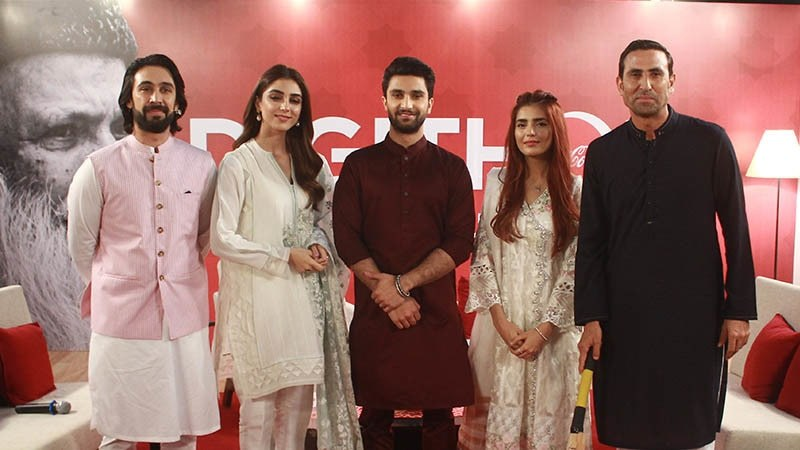 Ali Rehman, Momina Mustehsan, Ahad Raza Mir, Maya Ali and Younis Khan raised funds through a two-hour digital drive