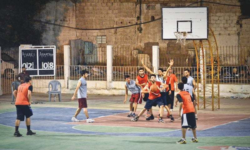 Energy and competitiveness on the basketball court | Photos by Fahim Siddiqi / White Star