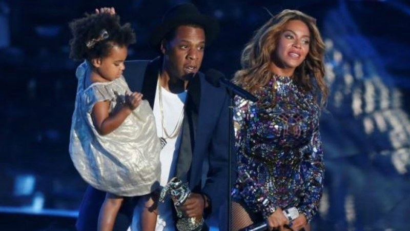 Beyonce and Jay-Z release a joint album: Everything is Love