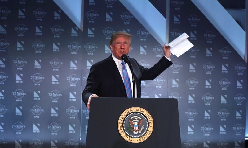 Trump Threatens Tariffs on $200B in Chinese Goods