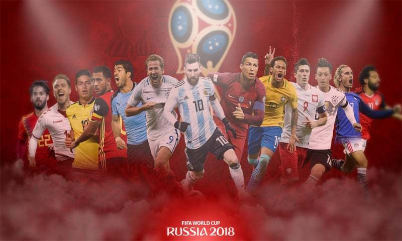 A toxic World Cup