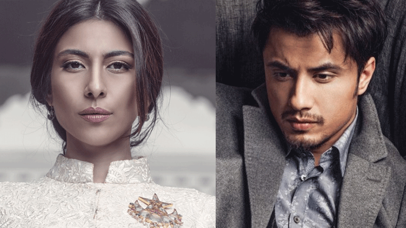 Ali Zafar files Rs 1 bn suit against Meesha