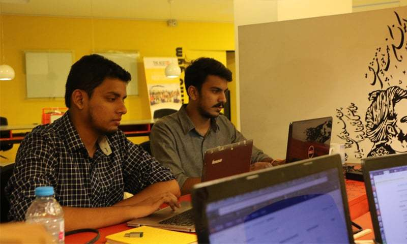Two engineers put their bets on blockhain to revolutionise Pakistan's record-keeping system.
