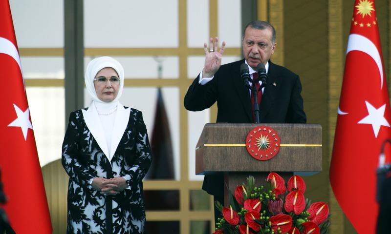 Turkey's new finance chief, Erdogan's son-in-law, vows to bring inflation down