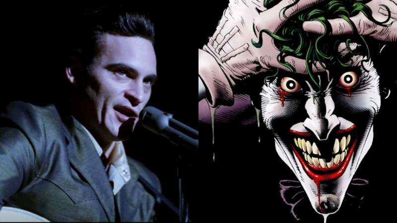 The Joker origin movies has been in talks for a long time