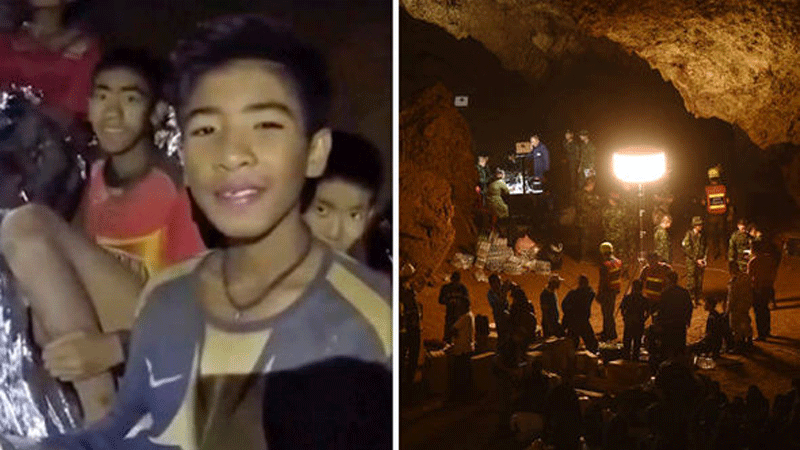 Hollywood set to make 2 Movies out of Thai Cave Rescue