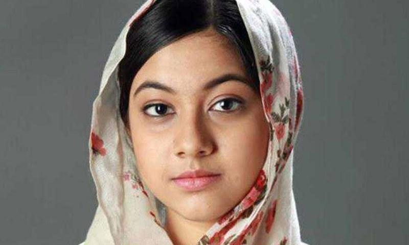 فلم میں بھارتی چائلڈ اسٹار ریم سمیر شیخ نے ملالہ کا کردار ادا کیا ہے—فوٹو: اسکو نیوز