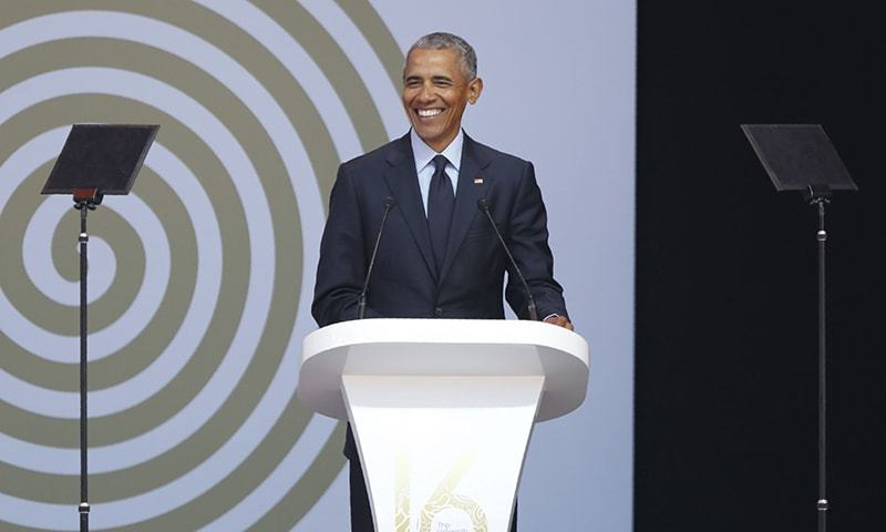Obama: Men 'Getting on My Nerves,' Urges 'Empowering More Women'