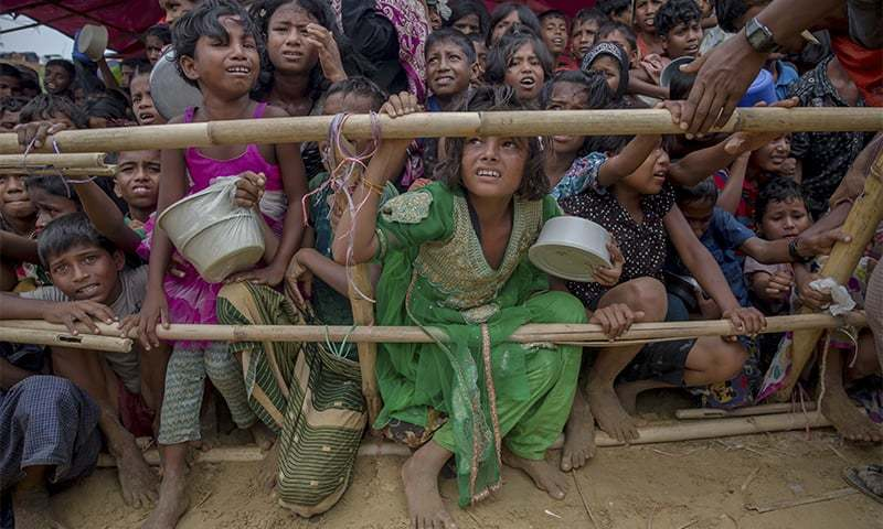 Rights group details lead-up to Myanmar attacks on Rohingya Muslims