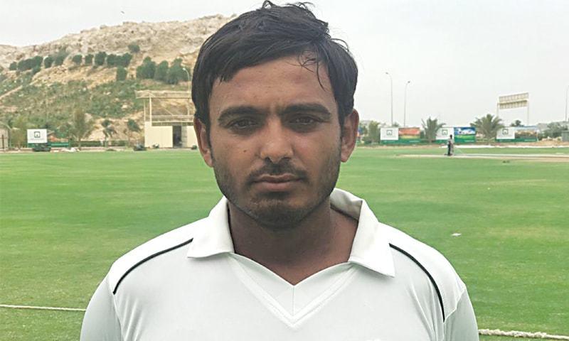 AHSAN Ali ... fantastic knock