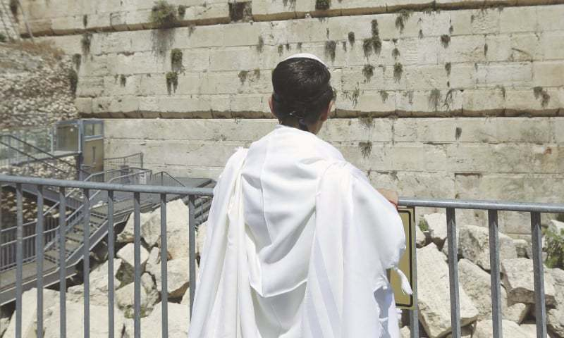 Western Wall Rabbi Calls for 'Soul Searching' after Rock Falls