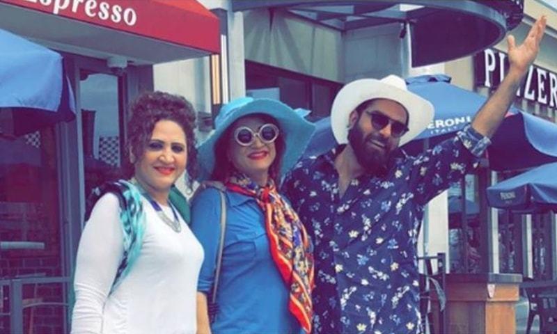 ماہرہ خان، یاسر حسین سمیت ٹورنٹو میں اس وقت بہت سے ستارے موجود ہیں —۔