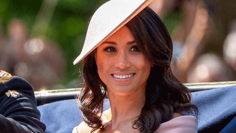 Would Meghan, who turns 37 on Saturday, have to become demure?