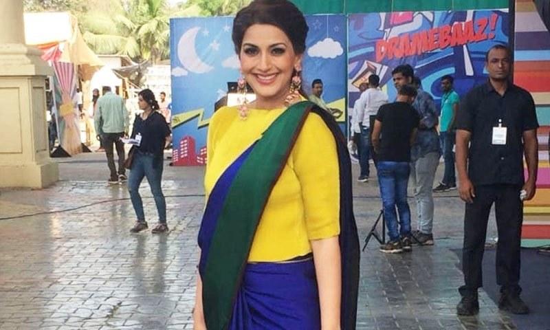اداکارہ نے 4 جولائی 2018 کو انکشاف کیا تھا کہ انہیں کینسر لاحق ہوگیا ہے—فوٹو: سونالی باندرے انسٹاگرام