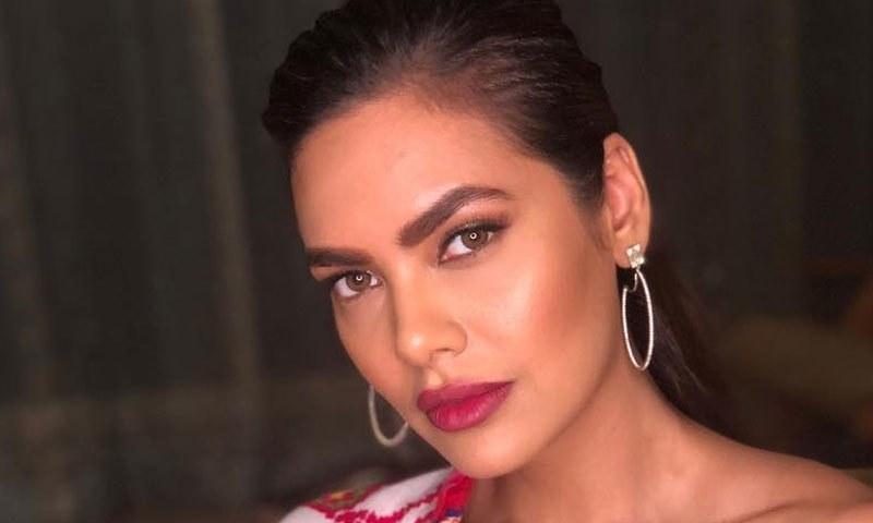 اداکارہ نے شادی کی خبروں پر وضاحت کردی—فوٹو: ایشا گپتا انسٹاگرام