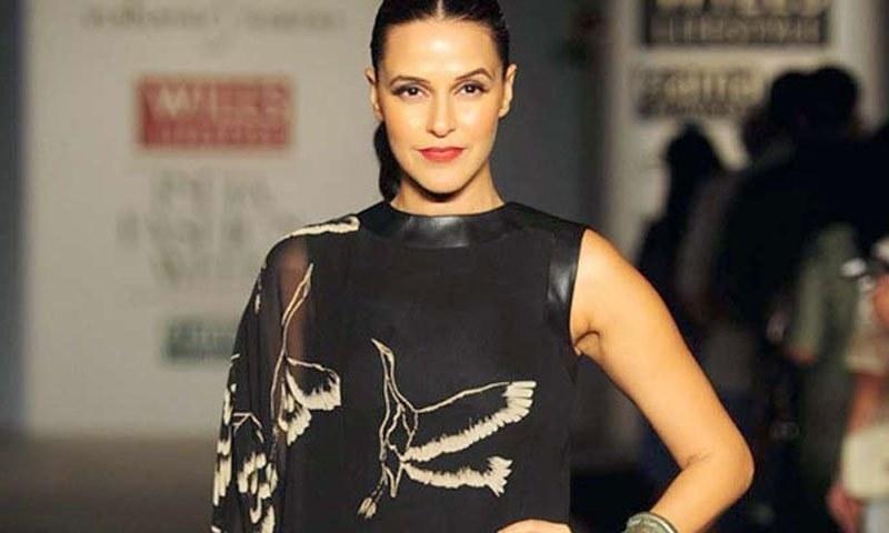 کچھ ہفتے قبل بھی اداکارہ کے حاملہ ہونے کی خبریں وائرل ہوئی تھیں—فوٹو: کوئی موئی