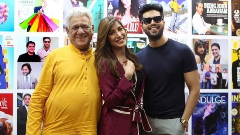 Actor in Law, Om Puri's first and only Pakistani film, could not be released in India due to his tragic passing