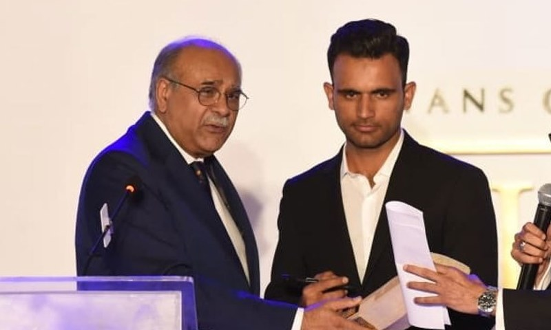 پی سی بی ایوارڈز تقریب، فخر زمان 'بیسٹ پرفارمر'