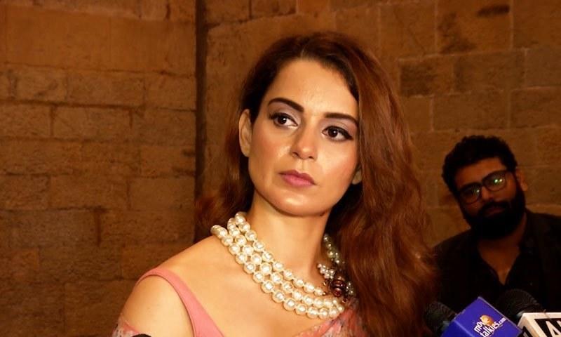 اداکارہ نے عمران خان کو پاک بھارت تعلقات بہتر بنانے کی اپیل کی—اسکرین شاٹ