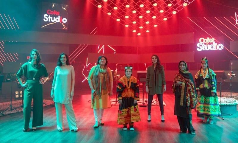 کوک اسٹوڈیو کی پہلی قسط کو 10 اگست کو جاری کیا گیا—فوٹو: کوک اسٹوڈیو