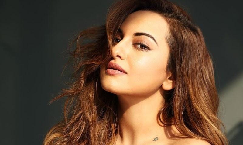 اداکارہ نے اعتراف کیا کہ ماضی میں ان کا وزن زیادہ تھا—فوٹو: سوناکشی سنہا انسٹاگرام