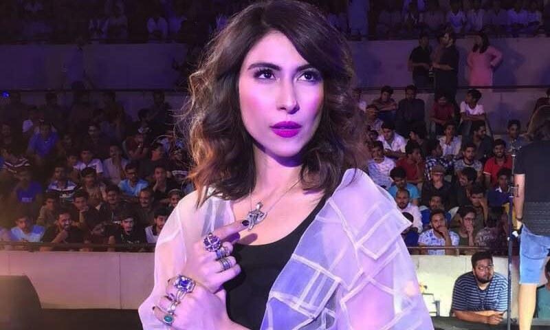 گلوکارہ نے رواں برس اپریل میں علی ظفر پر ہراساں کرنے کے الزامات لگائے تھے—فوٹو: میشا شفیع ٹوئٹر
