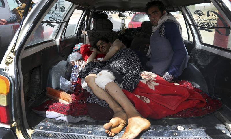 Students bombed as more than 90 die in Afghan attacks