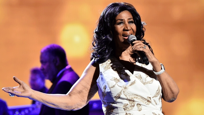 No more details of Aretha's health have been provided.