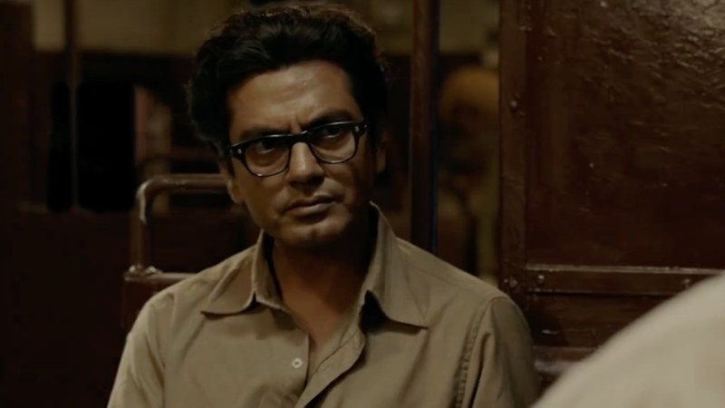 The trailer takes us through 7 crucial years in Manto's life during which he was even tried 6 times for obscenity