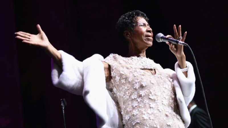 Watch the Aretha Franklin performance that brought Barack Obama to tears