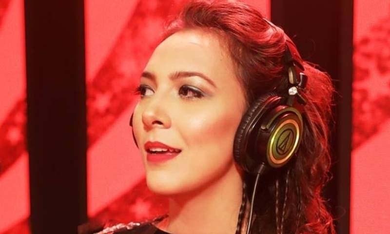 گلوکارہ و اداکارہ ریچل ویکاجی —فوٹو/ اسکرین شاٹ