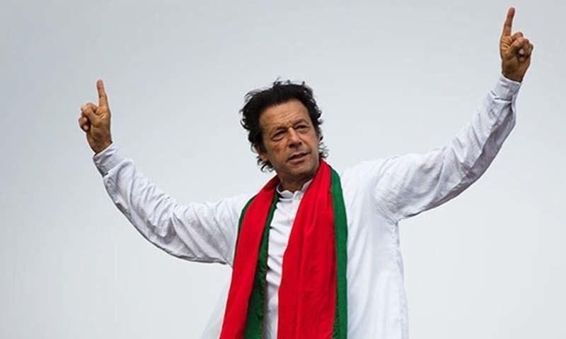 عمران خان قومی اسمبلی میں پاکستان کے 22 ویں وزیراعظم منتخب ہوئے —فوٹو/ اسکرین شاٹ