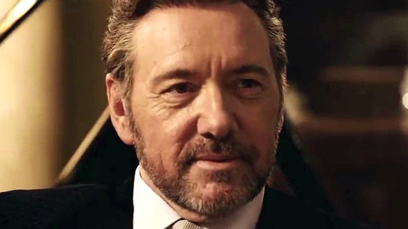 Kevin Spacey's New Movie Debut Does Not Go As Planned