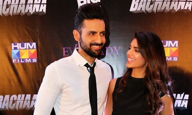 The duo has previously starred together in film <em>Bachaana</em>