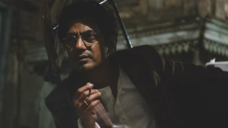 The actor talks about method-acting, spontaneity and how he geared up to play Manto in the writer's biopic