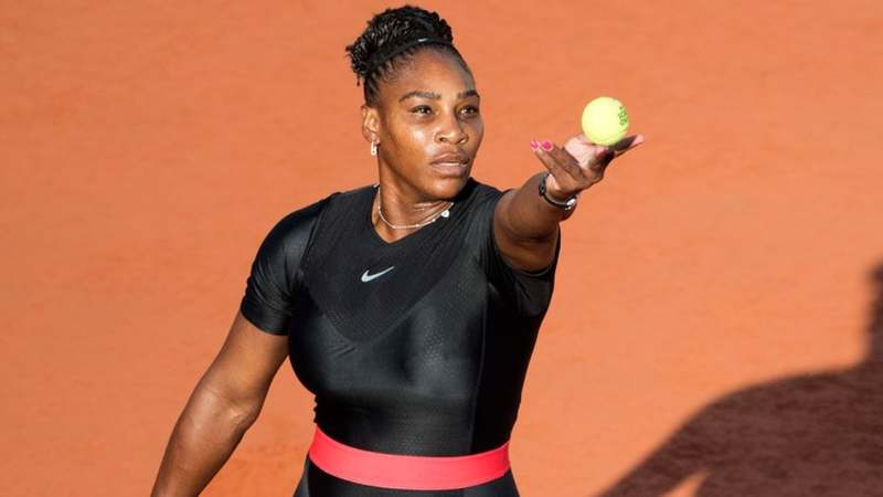 French Open bans Serena Williams from wearing 'warrior princess' catsuit