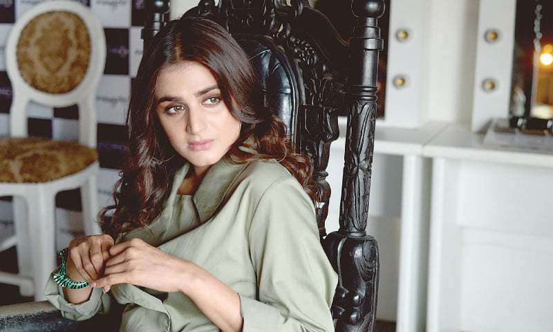 Photography: Arif Mahmood/White Star | Hair & make-up: NPro (Nabila's) | Co-ordination: Faisal Quraishi