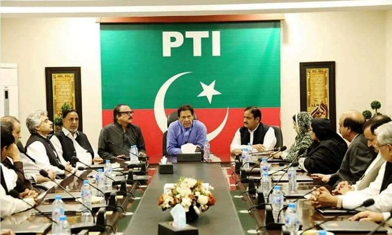Pti Announces Punjab And Kp Governments Cabinet Members Dawn Com