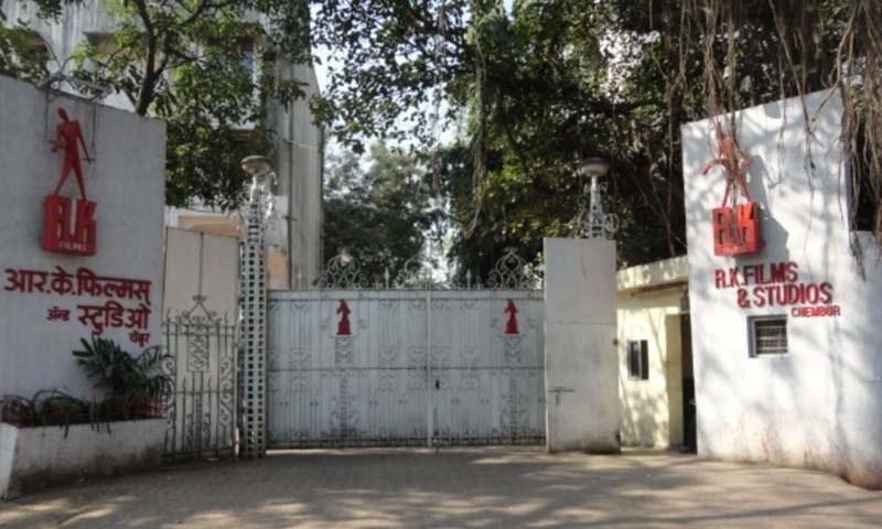 'آر کے فلمز اینڈ اسٹوڈیو' 1948 میں بھارتی سنیما کے شومین راج کپور نے قائم کیا تھا —فوٹو/ اسکرین شاٹ