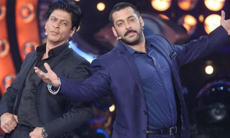 بگ باس کے میزبان کے لیے پہلی پسند شاہ رخ تھے، سلمان—اسکرین شاٹ