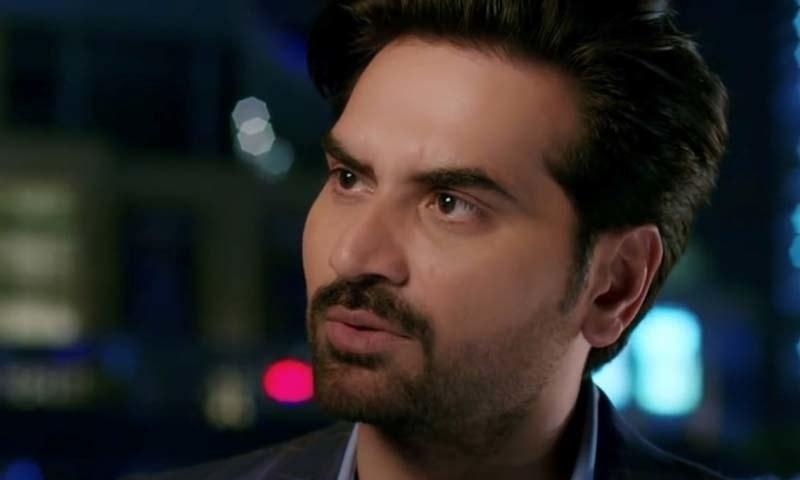 پاکستانی اداکار ہمایوں سعید —فوٹو/ اسکرین شاٹ